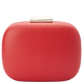 Mila Simple Rounded Clutch OB7369